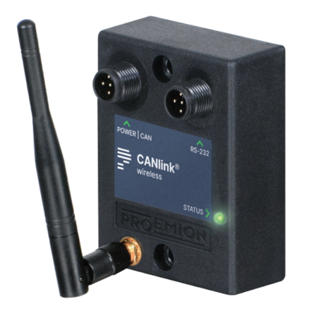 CANlink® wireless