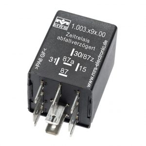Time Relay with Switch Off Delay M3 24 V