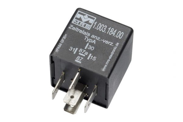 Time Relay with Switch On Delay M1 compact 12 V