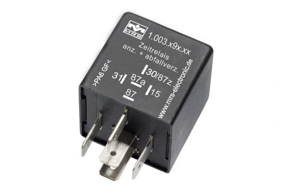Time Relay Switch On and Off Delay M1 Compact 24 V