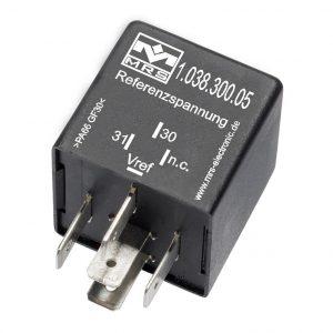 Voltage converter (reference voltage)-Relay