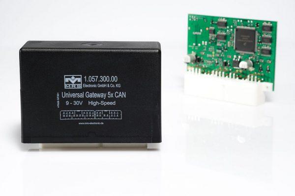 Universal Gateway 5x CAN