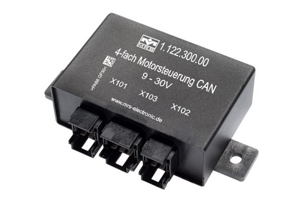 4-in-1 Motor Controller