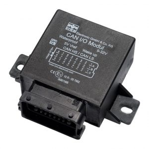 CAN I/O PLC Waterproof / RS232 Gateway